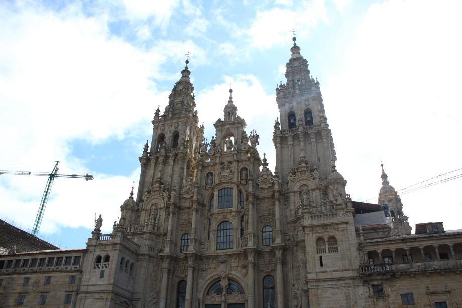Visitas a la Catedral de Santiago de Compostela