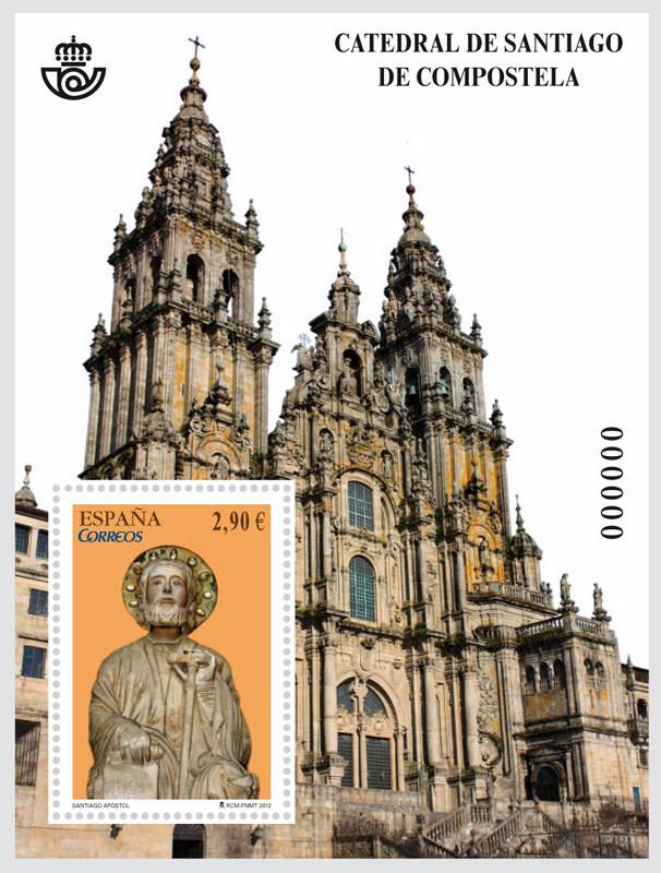 obradoiro cathedral santiago