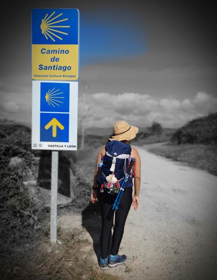 El Camino no se anda, se vive! Premio del público del concurso de fotografía Los símbolos del Camino