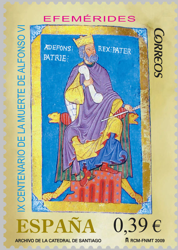 king alfonse VI