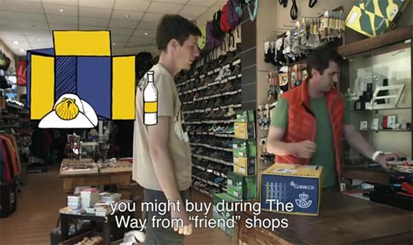 tiendas amigas ejemplo