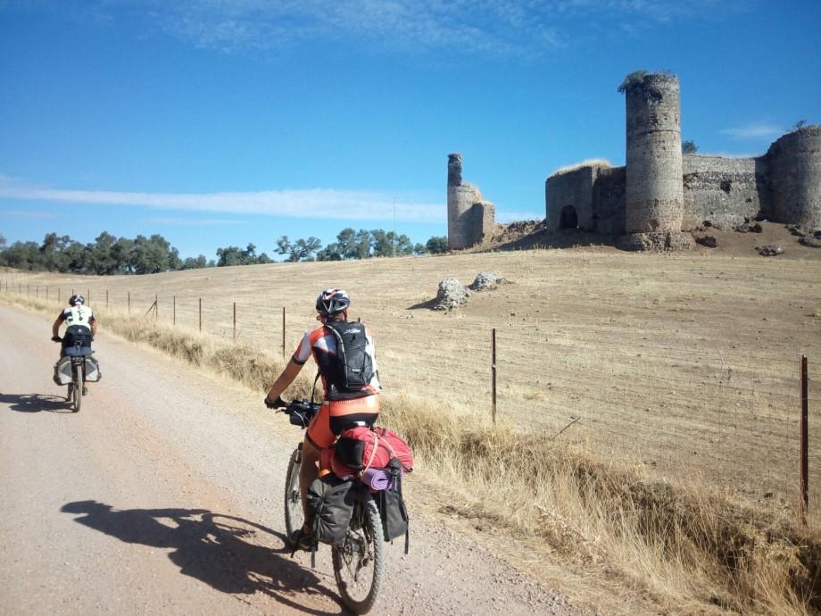 Hacer el Camino de Santiago en bicicleta por la Vía de la Plata