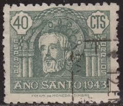año santo 1943
