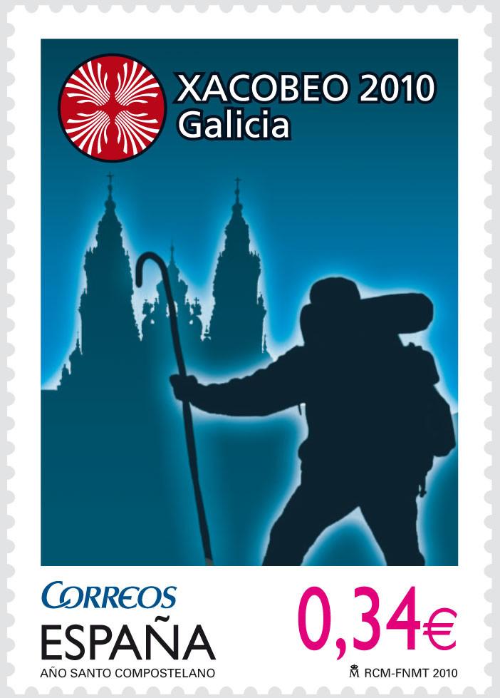 Etapa 7 los sellos y el camino de santiago amigos para for Oficina correos logrono
