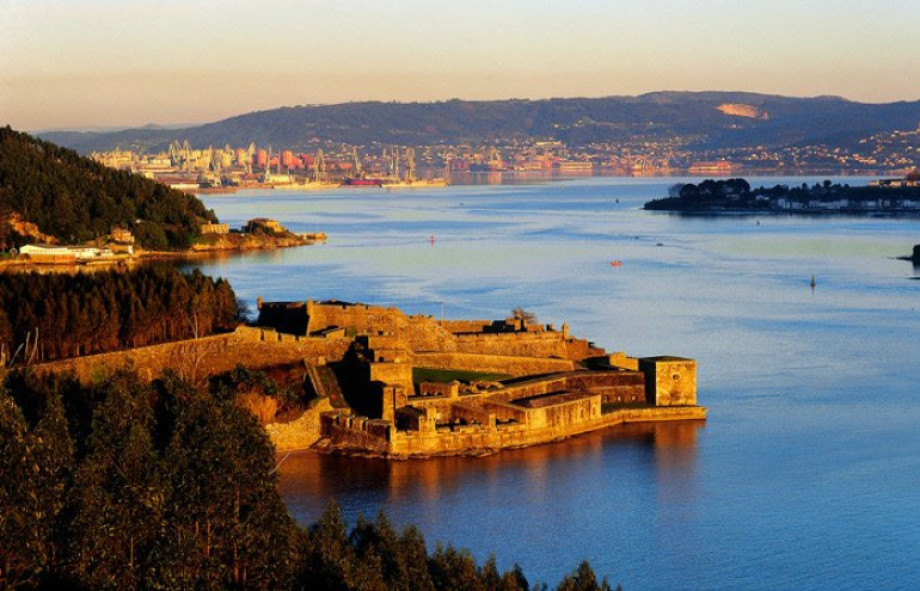 How to get to Ferrol to start the English Way (Camino Inglés)
