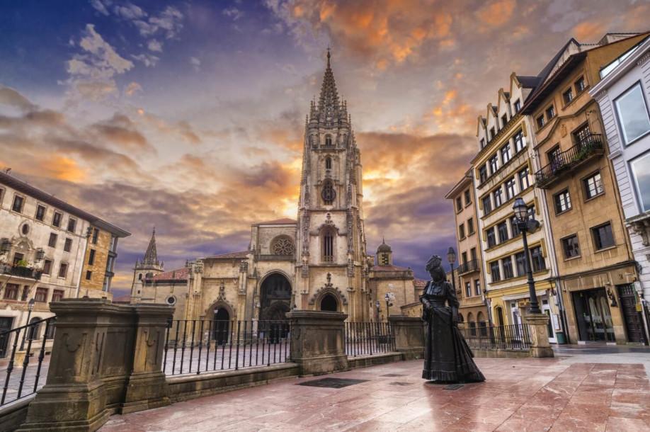 Cómo llegar a Oviedo para empezar el Camino de Santiago