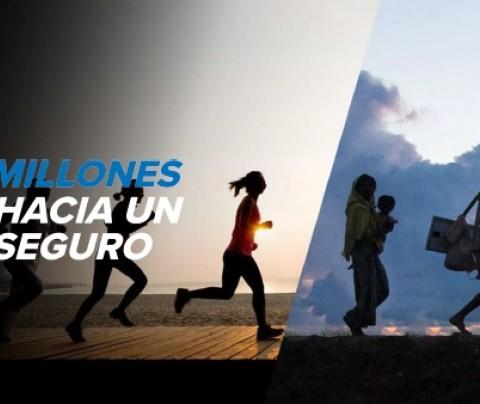 Pasos solidarios en el Camino de Santiago
