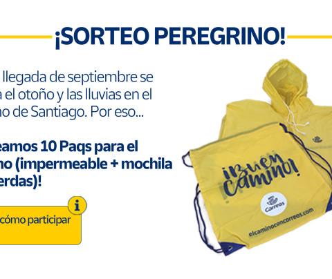 ¡Sorteamos 10 Paqs para el Camino de Santiago!