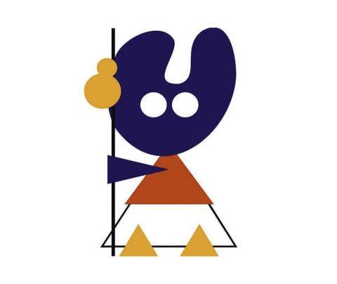 Pelegrín, la eterna mascota del Camino de Santiago