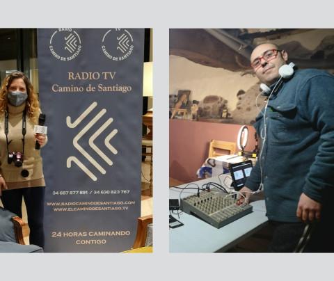 Radio TV Camino de Santiago, la banda sonora del Camino