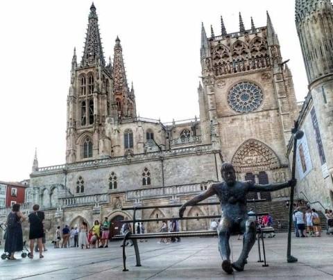 Catedral de Burgos, 800 años en el Camino de Santiago