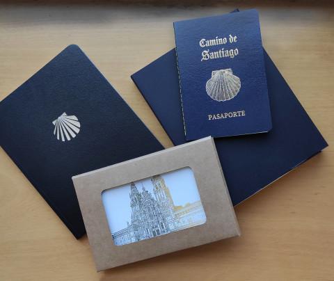 Consigue tu Pasaporte del Camino