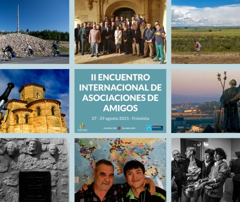 The International Associations of Friends of the Camino meet again in Frómista