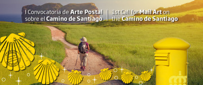 Mail Art: Creativity on the Camino de Santiago