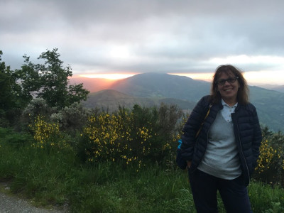 "Rosana Montano: ""As a hostel volunteer on the Camino you get more out than you put in"""