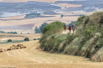 Tips to beat the heat on the Camino de Santiago