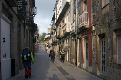 How to get to Sarria to start the Camino de Santiago