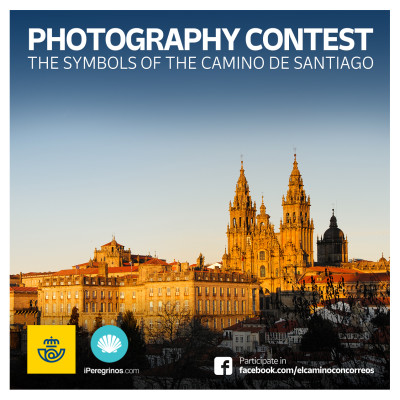 Participate in our photographic contest based on the symbols of the Camino de Santiago