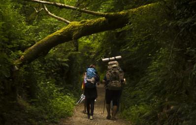 Súmate al Camino sostenible: ser ecoperegrino tiene premio