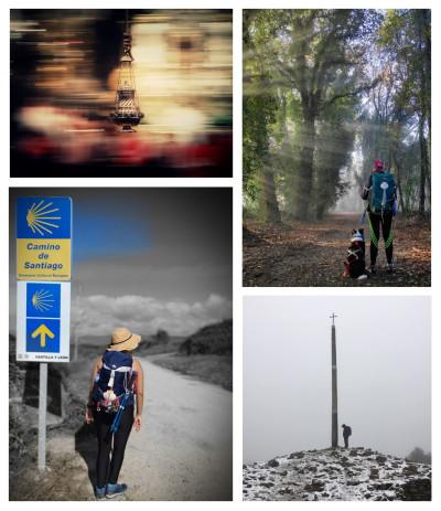 Descubre los ganadores del concurso de fotografía 'Los símbolos del Camino'