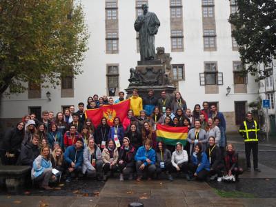 De las aulas al Camino de Santiago