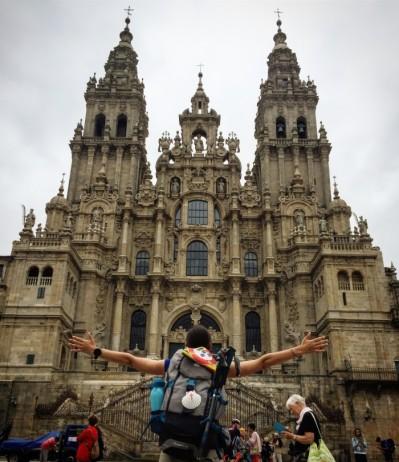 """El Camino de Santiago """"reabre"""" el 1 de julio"""