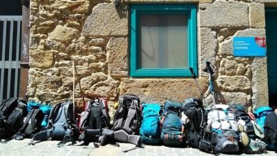 Reserva previa en albergues del Camino de Santiago