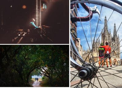 Imágenes ganadoras del concurso 'Camino Sostenible'