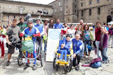 DisCamino: Camino de Santiago sin barreras