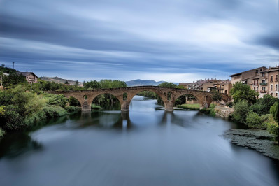 El Camino Francés de puente a puente