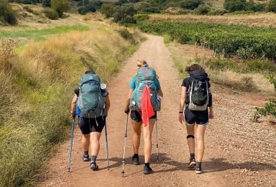 Peregrinas que dejaron huella en el Camino de Santiago
