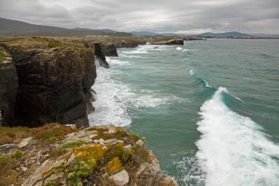 El Camino del Mar: de Ribadeo a Ferrol