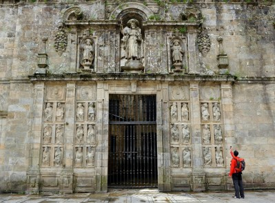The Holy Door is closed until 2021