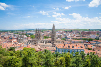 What can you see in Burgos in one day?
