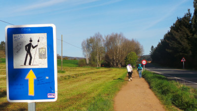 Technology on the Camino