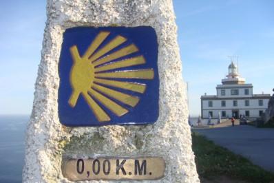 Camino a Fisterra y Muxía (The Way to Fisterra and Muxía)