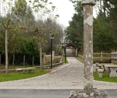 O Reguino, Camino Portugués