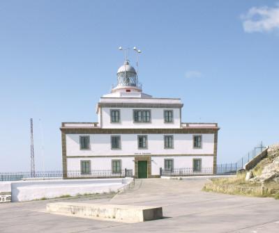 Faro en Fisterra