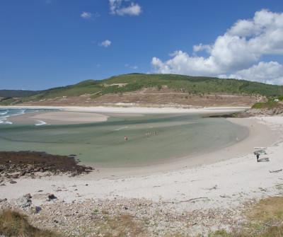 Playa de Lires, Camino a Fisterra y Muxía