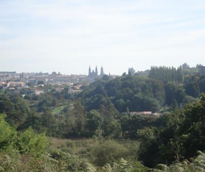 Camino a Fisterra desde Santiago de Compostela