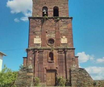 Iglesia en Montefurado