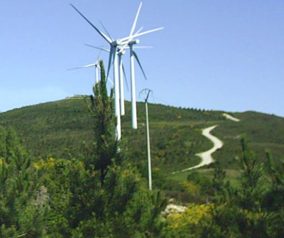 Alto do Faro, Camino de Invierno