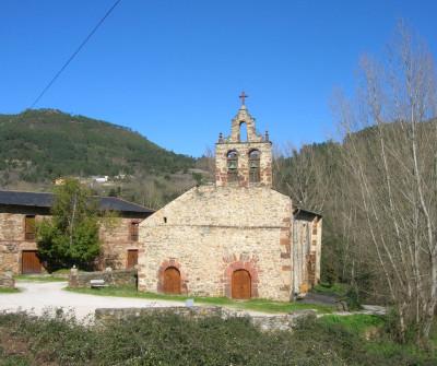 Iglesia en O Barco de Valdeorras