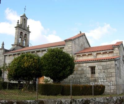 Iglesia de Santa María de Camporramiro