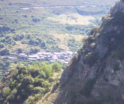 Valle del Silencio, Ponferrada