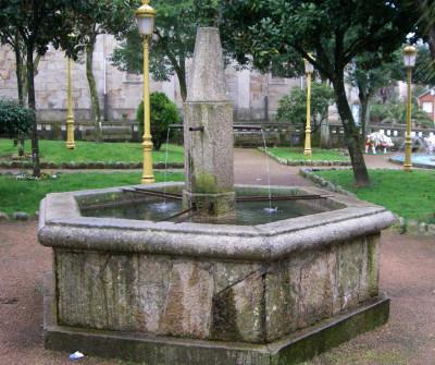 Fuente en Lalón