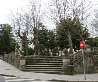 Lalín, punto de paso del Camino de Invierno