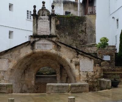 Fonte vella de Mondoñedo