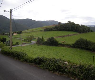 Camino del Norte entre Muros de Nalón y Soto de Luiña