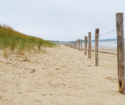 Playa de Barres, Camino del Norte